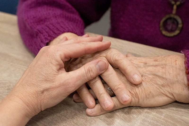 Pflege bei Parkinson